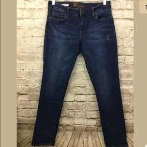 KUT From The Kloth Size 6 Katy Boyfriend Jeans